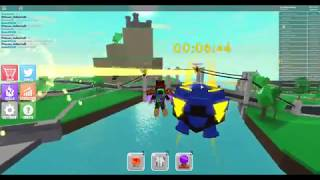 EVENTO POWER SIMULATOR ROBLOX