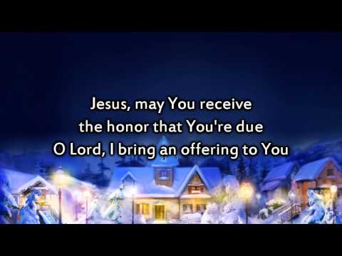 Casting Crowns - Christmas Offering - Instrumental with lyrics