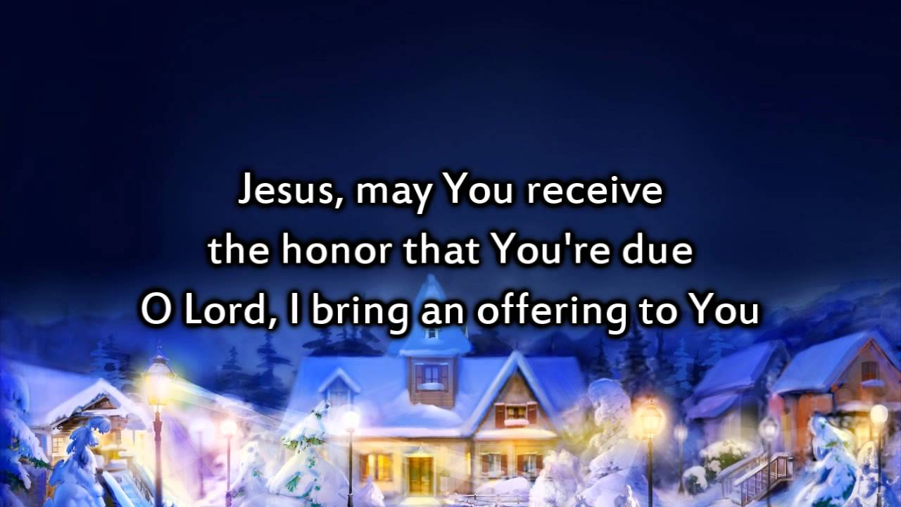 Casting Crowns Christmas.Casting Crowns Christmas Offering Instrumental With Lyrics