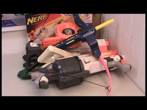 Nerf Thrift Store Finds Episode #1