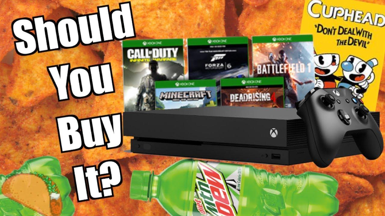 Стоит ли покупать Xbox One в 2018 году?   Почему стоит купить Xbox .