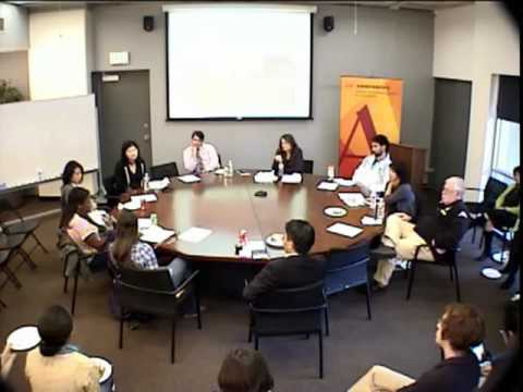 Journalism Director's Forum - Annenberg Graduate International Programs