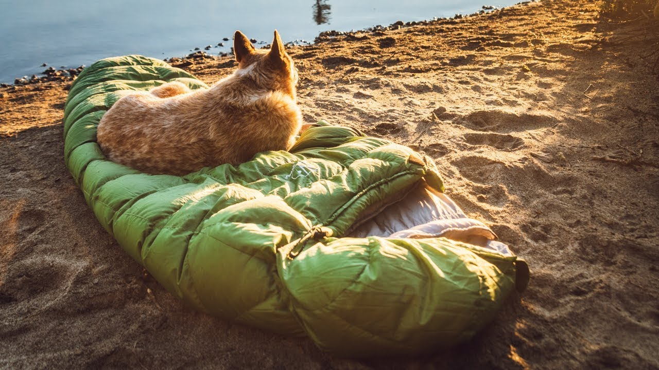 0 Degree Down Sleeping Bag by Outdoor Vitals