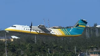 Planespotting From The Tower | Nassau, Bahamas