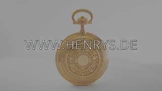 A. Lange & Söhne pocket watch Tourbillon no. 42501 sold for EUR 545.600,--
