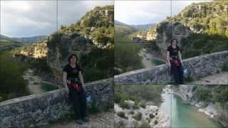 Vía Ferrata Puente Rodellar