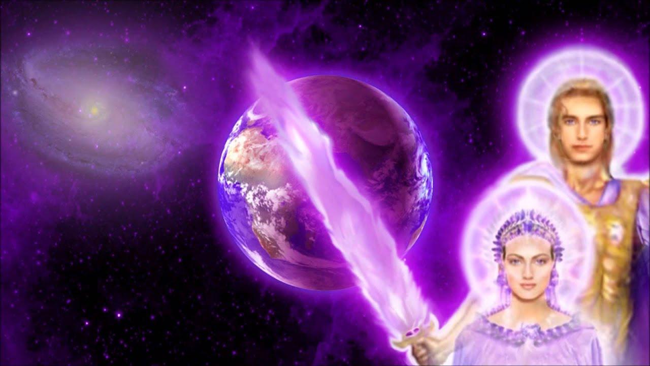 Image result for Archangel Amethyst