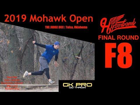 2019 Mohawk Open | Final RD, F8, MPO | Bell, Hatfield, Johnson, Lund, Why
