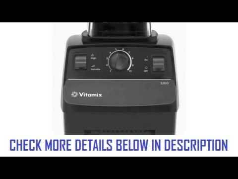 Vitamix 5200   With Extra Whole Foods Cookbook, 7yr warranty and 64 oz Container