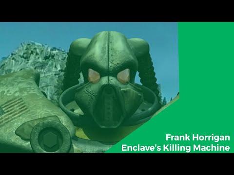 Frank Horrigan- Enclave's Killing Machine