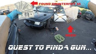 Download Searching Police Cars Found Counterfeit Money! Ford Crown Vic Cop Auto Explore Mp3 and Videos