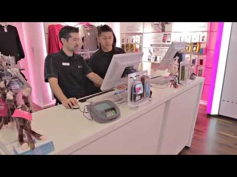 The Garrigan Lyman Group: T-Mobile In-Store Digital Marketing