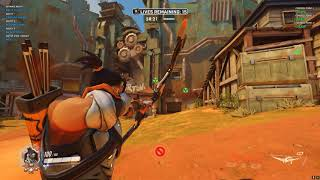 Dynamic 3rd Person Camera for Overwatch Workshop
