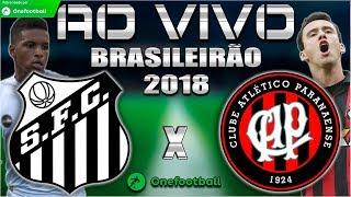 Santos 1x0 Atlético-PR | Brasileirão 2018 | 27ª Rodada | 30/09/2018