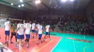 23-11-2014: A2M - Punto finale Materdomini - Cantù