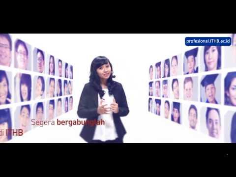 Kuliah di ITHB Bandung - Program Profesional Institut Teknologi Harapan Bangsa