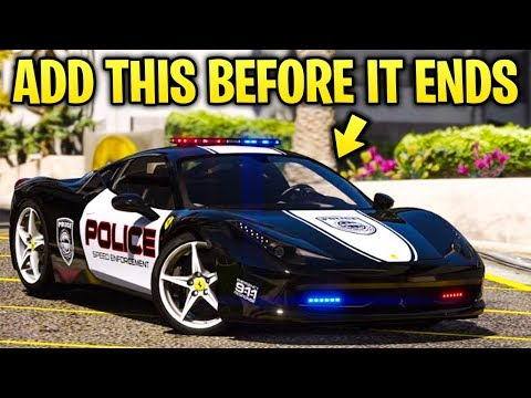 Top 10 Things Rockstar NEEDS to Add to GTA Online Before It Shuts Down