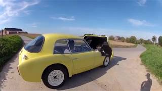 1962 ASHLEY SPORTIVA GT TEST DRIVE