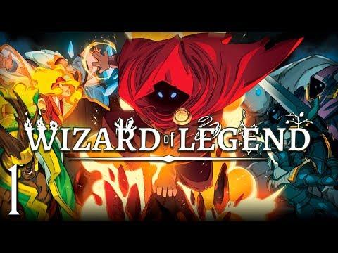 MAGIA Y VELOCIDAD - Wizard of Legend - EP 1