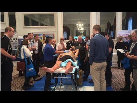 Cut Suit (Traumatic Surgery Simulator ) Educational Video