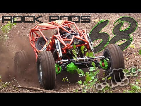 Rock Bouncers Takeover Rush Springs Missouri - Rock Rods EP68