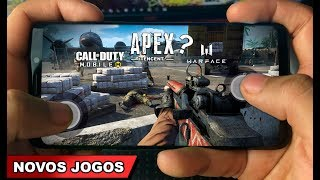 Tencent APEX, COD MOBILE and NEW games for ANDROID 2019