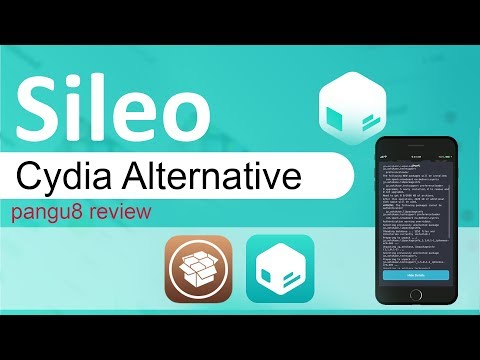 Cydia replacement, Sileo Beta Version Released - pangu8 Review