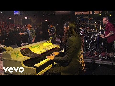 The Avett Brothers - I And You And Love (Live on Letterman)