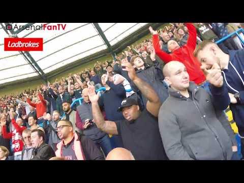 Arsenal Fans Takeover At Stamford Bridge - Arsenal 0-0 Chelsea