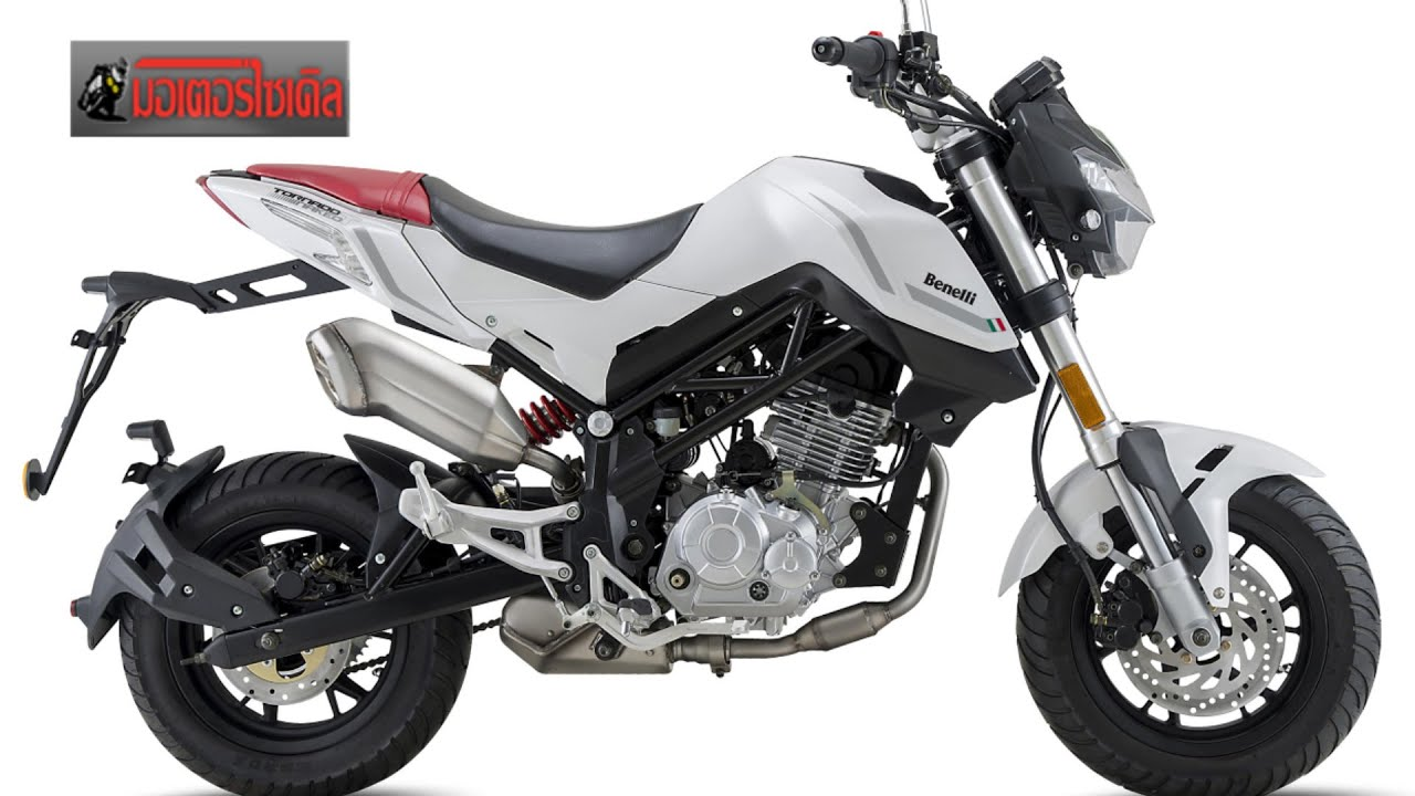 Honda Msx125 Benelli TNT135 , TNT125 vs GPX Demon Z125 MSX125 เปิดราคา ...