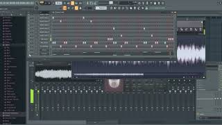 Drake - Final Fantasy (quick remake FL Studio 20)