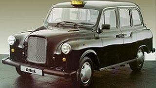 Тест-драйв Лондонское такси  Austin FX4