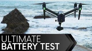DJI Inspire 2 Battery Test Episode 1
