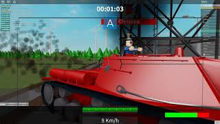 Roblox Tanlery: AMX 50 100 Bewertung!!