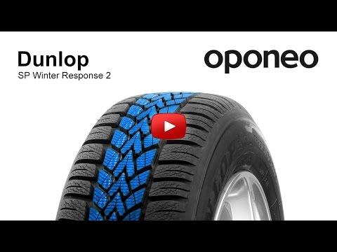 Tyre Dunlop SP Winter Response 2 ● Winter Tyres ● Oponeo™