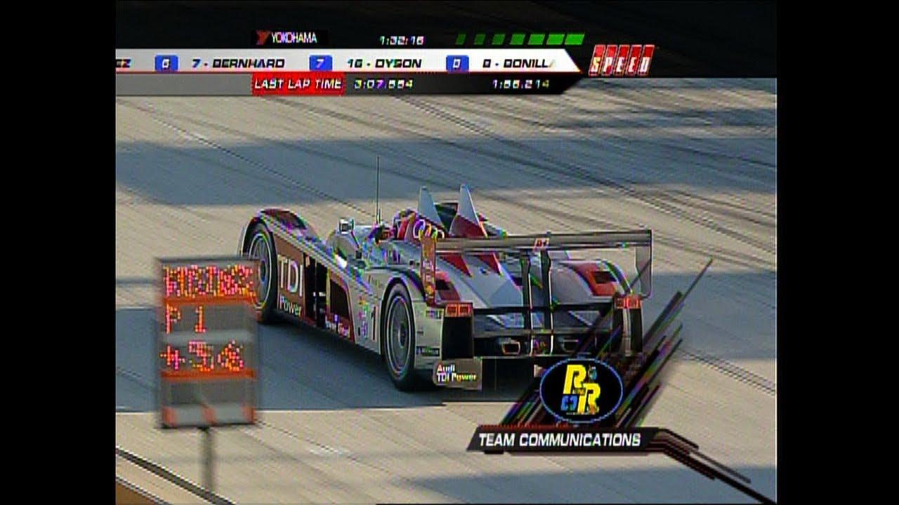 2008 Road America Race Broadcast