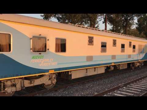 Trenes Argentinos Buenos Aires a Rosario en Zarate