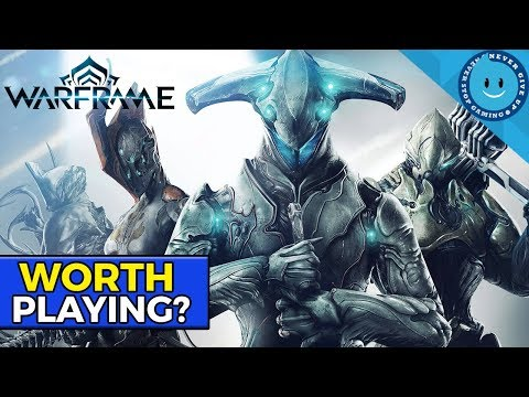 WARFRAME! - FIRST IMPRESSIONS - SHOULD YOU PLAY IT? | 50 Minutes of Gameplay (Free to Play FPS)