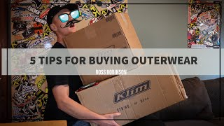 2019 KLIM Gear unboxing | 5 Things to Consider When Buying Outerwear