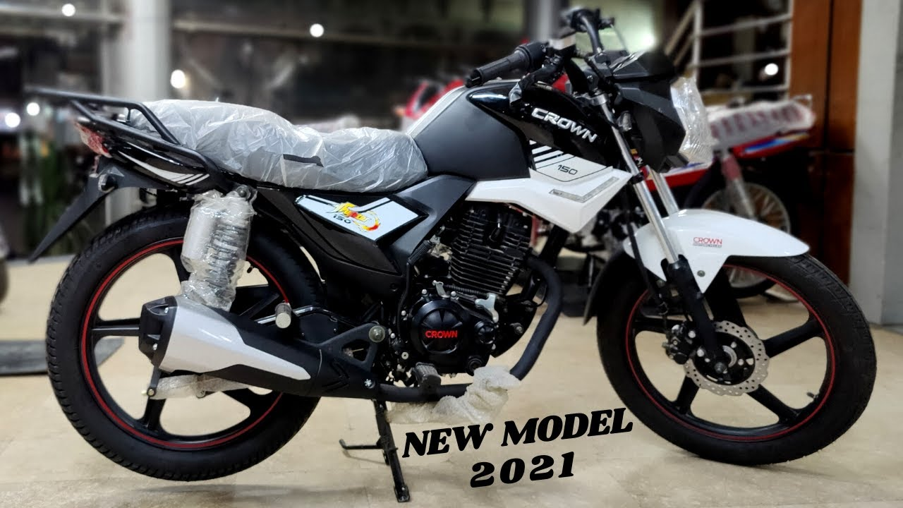CROWN 150 FIGHTER 2021 PRICE IN PAKISTAN FULL & FINAL REVIEW ON PK BIKES