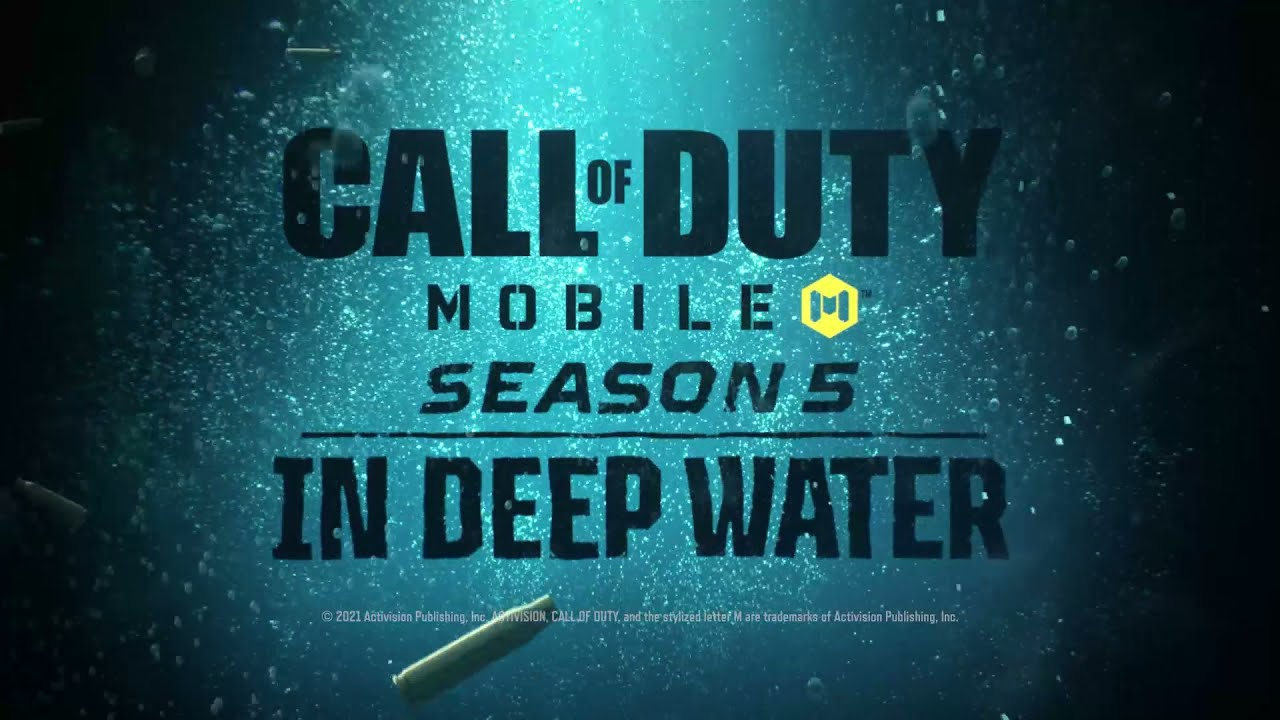 Call of Duty®: Mobile - Announcing Season 5: In Deep Water