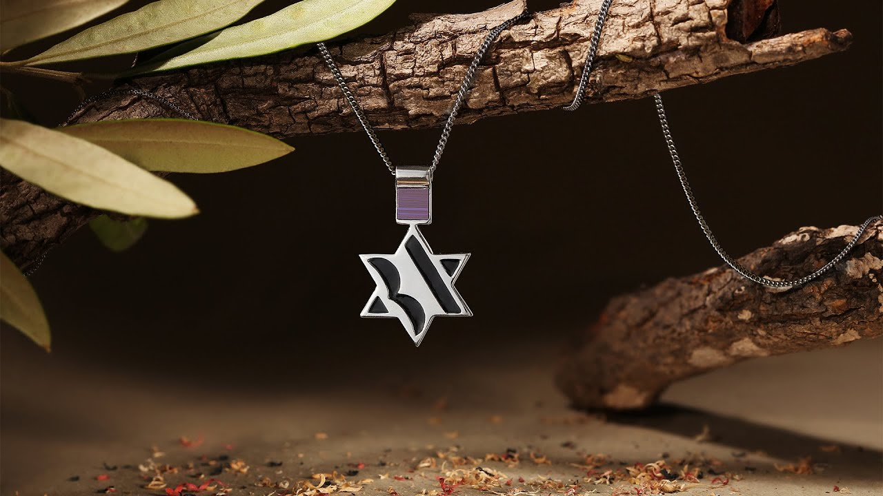 Announcing the Behold Israel Nano Bible Necklaces