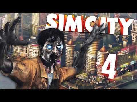 MI CIUDAD SE LLENA DE ZOMBIES #4 - SimCity