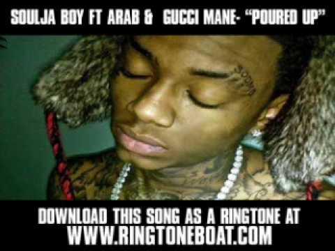 Soulja Boy ft Arab & Gucci Mane  -