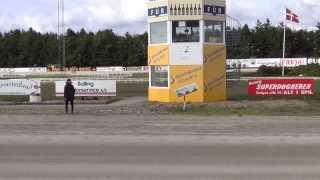 Jysk Pony Grand Prix Skive Trav 21. september - 8. løb