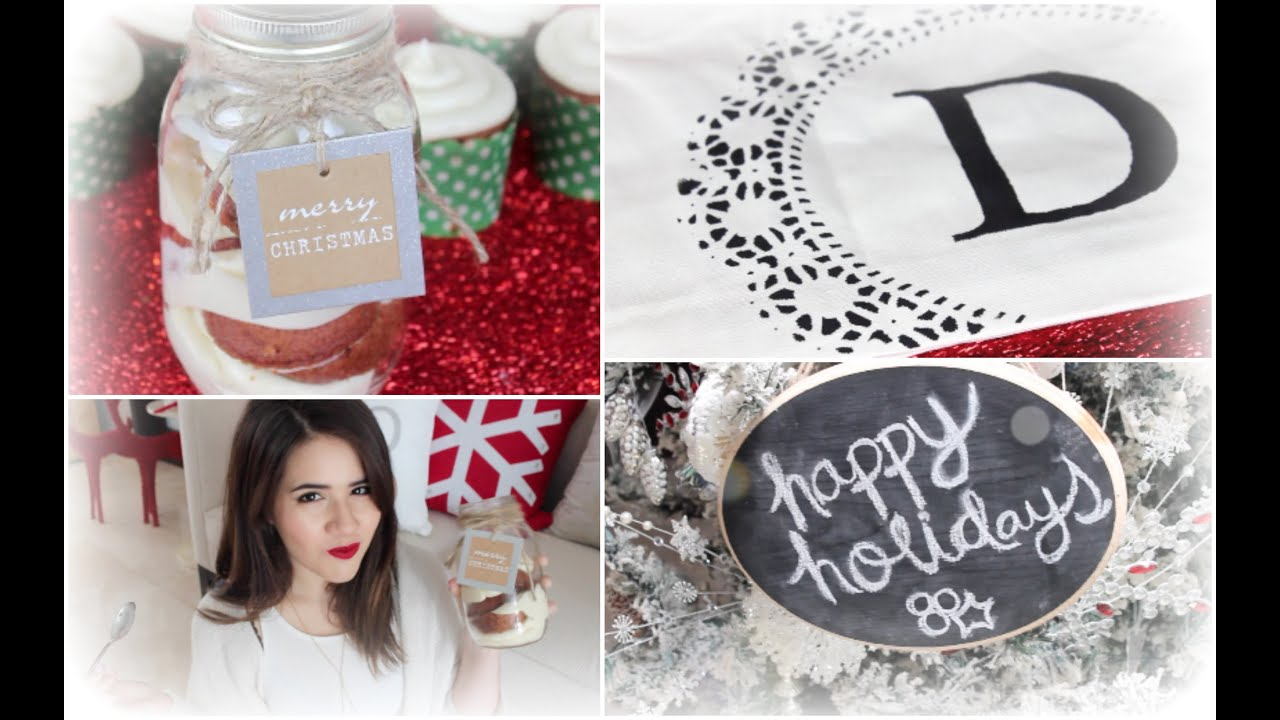 diy christmas gifts easy presents your friends family will love youtube