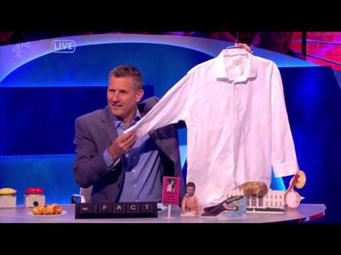 Alex Brooker Gets a Shirt Tailor-Made to Fit His Arms - The Last Leg