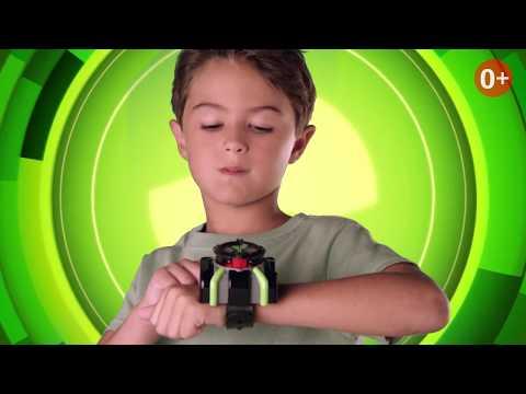 Новые часы Омнитрикс - Фигурки пришельцы Бен10! - Крутые игры для мальчиков.