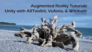 Augmented Reality with Unity (and ARToolkit, Vuforia, and Wikitude)