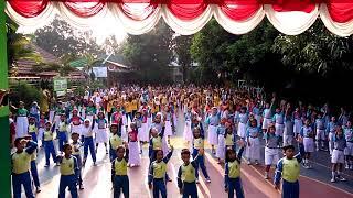 Gambar cover Asian games Meraih bintang via vallen flashmoob SDN PONDOK LABU 11 PAGI, Jakarta Selatan